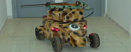 Un Robot RMT de deuxième génération